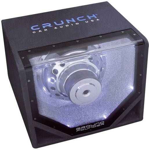 Crunch GPX-8BP Auto-subwoofer passief 400 W