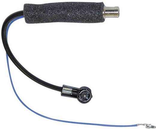 Autoantenne-adapter ISO 50 Ohm AIV Seat, Volkswagen, Audi,