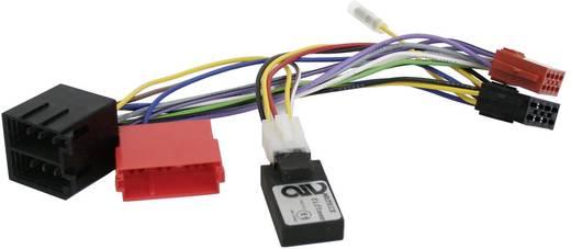 ISO-radioadapterkabel actief AIV Geschikt voor (automerken): Alfa Romeo, Fiat