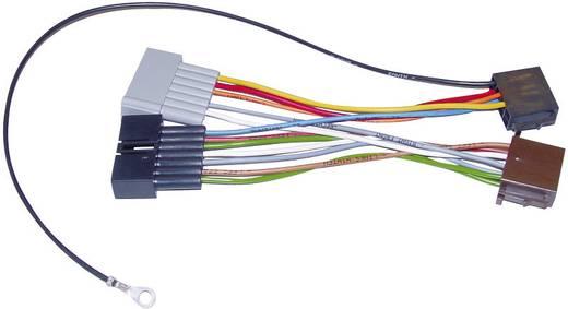 ISO-radioadapterkabel AIV Geschikt voor (automerken): Jeep, Chrysler