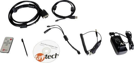 Faytech FT08TMB Touchscreen-monitor 20.3 cm 8 inch