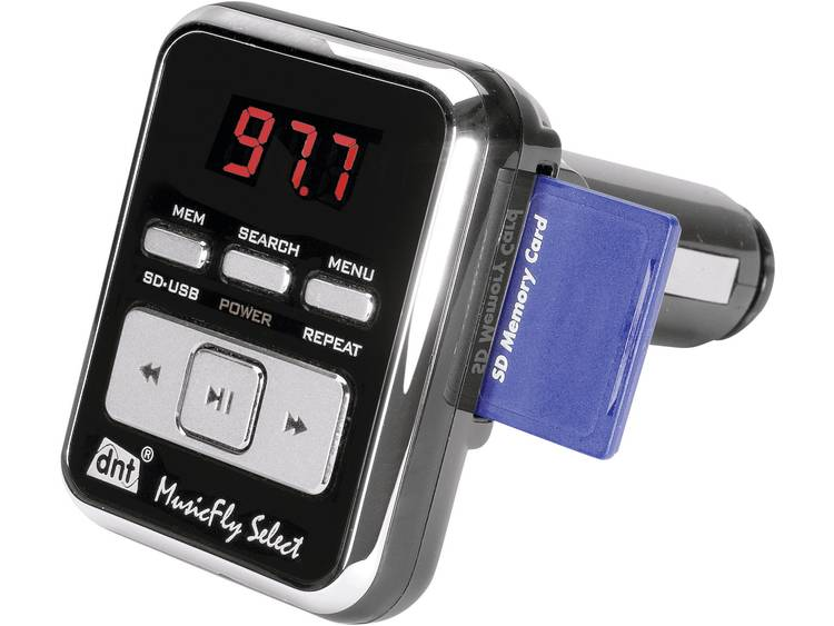 dnt SELECT MusicFly FM-transmitter