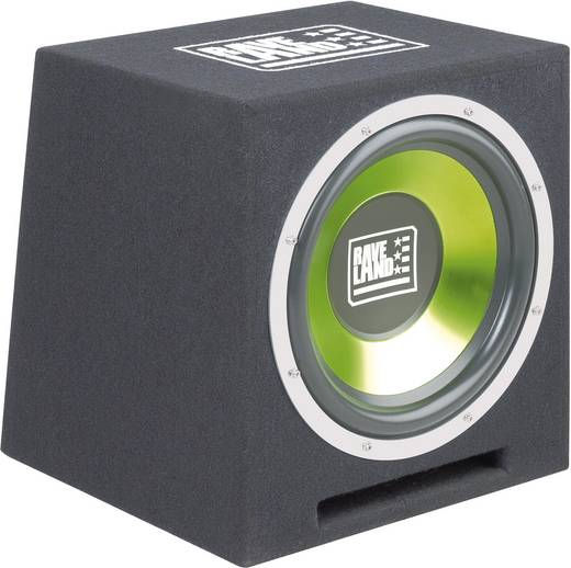 Raveland Green Force I Car-HiFi-set