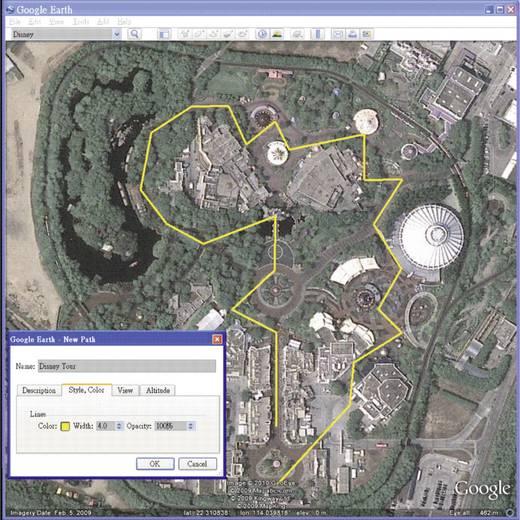 GPS-horloge met borstband Multi NAV-3 Gecodeerd Zwart/zilver
