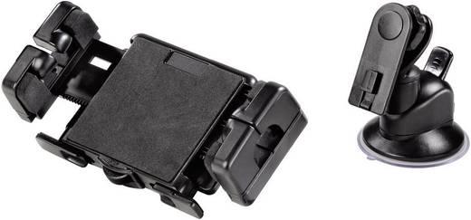 Hama BIG 2in1 SHORT Autohouder voor navigatie Zuignap
