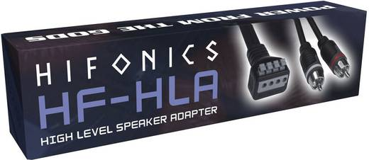 Hifonics Highlevel adapter HF-HLA