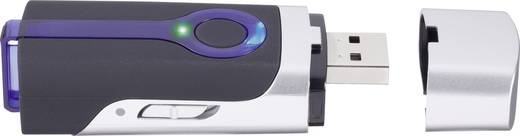 Renkforce GT-730FL-S GPS logger Zwart