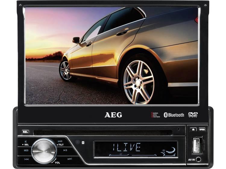AEG AR4026 DVD 1-DIN Autoradio
