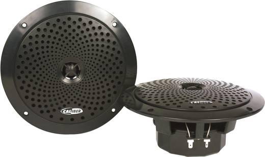 Caliber Audio Technology CSM16B Noir 2-weg coaxiale inbouwluidspreker 150 W 1 paar