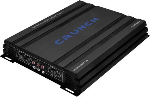Crunch GPX-1000.4 Versterker 4-kanaals 500 W