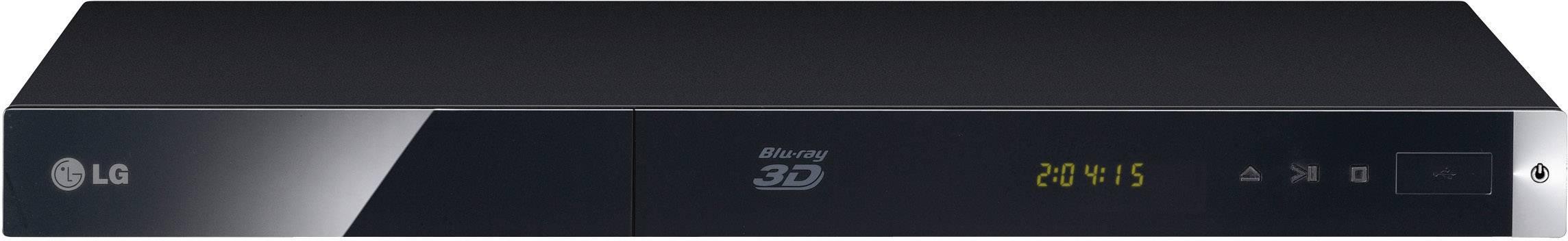 LG Electronics BP420 3D-blu-ray-speler Zwart