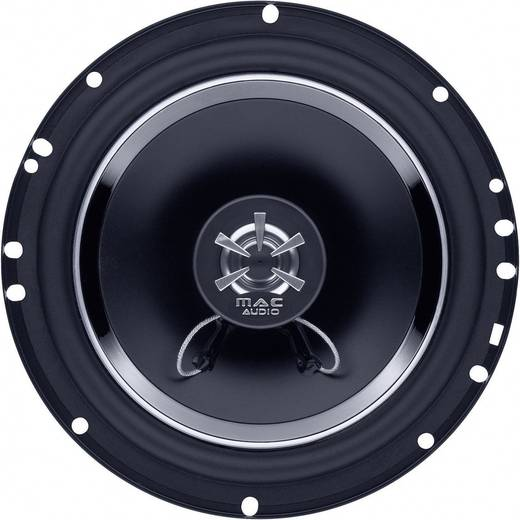 Mac Audio MPE 16.2 2-weg inbouwluidsprekerset 280 W 1 paar