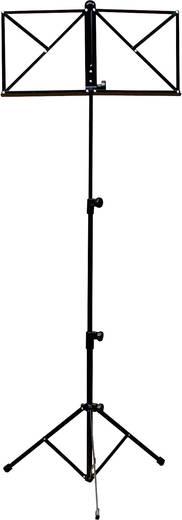 Muziekstandaard MSA Musikinstrumente NS-3 Zwart