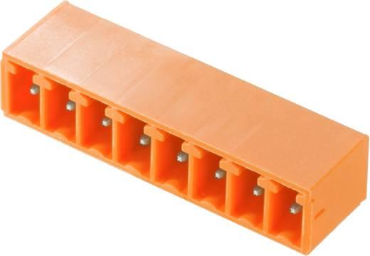 Weidmüller 1942140000 Penbehuizing-board BC/SC Totaal aantal polen 9 Rastermaat: 3.81 mm 50 stuks