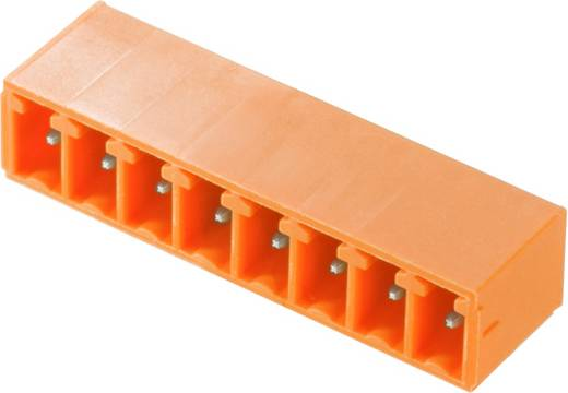 Weidmüller 1942230000 Penbehuizing-board BC/SC Totaal aantal polen 18 Rastermaat: 3.81 mm 50 stuks