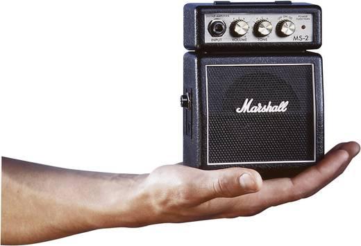 Marshall MS2 Elektrische gitaarversterker Zwart