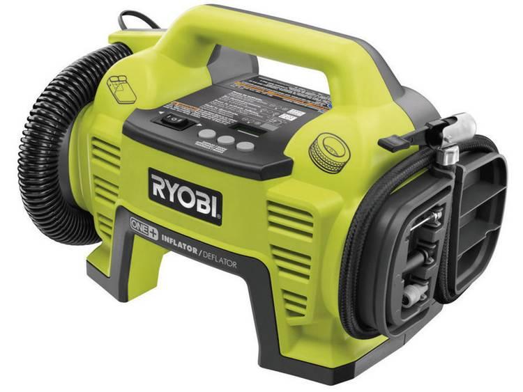 Ryobi Compressor 5133001834 10.3 bar Digitaal display, 2 modi