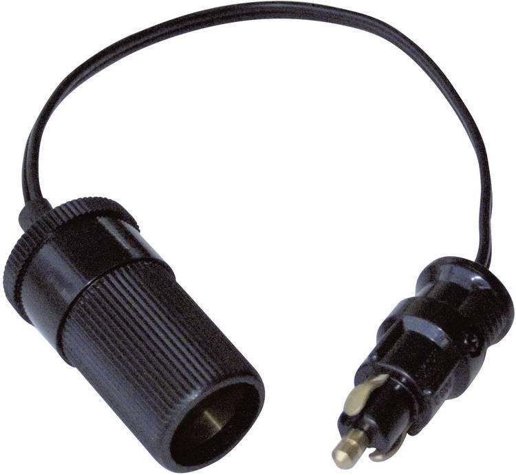 Image of BAAS BA14 Adapterkabel BA14 Geschikt voor Standaardcontactdozen, Sigarettenaanstekerstekker