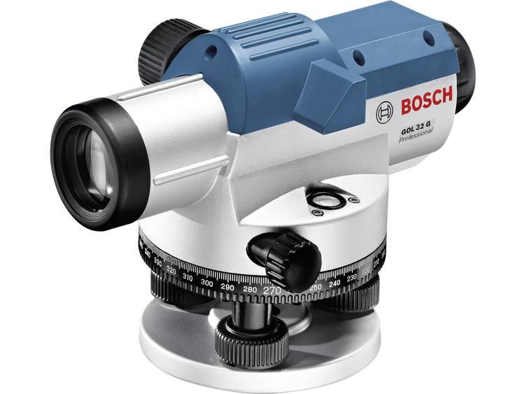 Bosch Professional GOL 32 G Optisch nivelleerinstrument Reikwijdte (max.): 120 m Optische vergroting (max.): 32 x kopen
