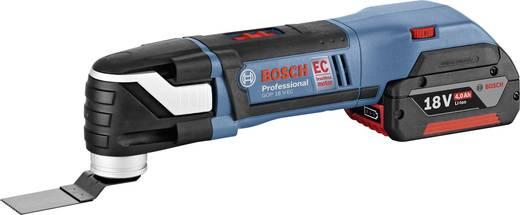 Multifunctioneel gereedschap op accu GOP 18 V-EC Professional