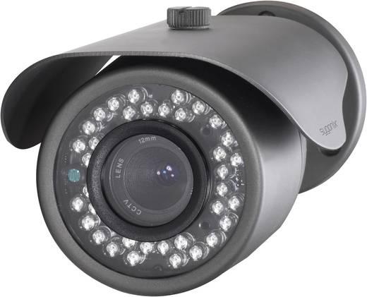Sygonix 24457W Bewakingscamera Analoog 12 mm