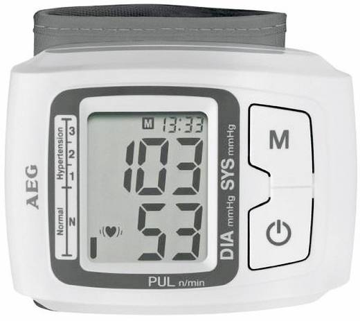 AEG BMG 5610 Bloeddrukmeter Pols