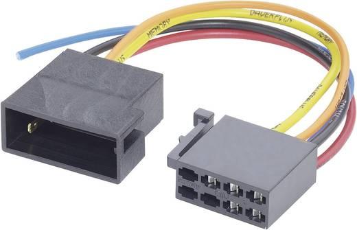 ISO-radioadapterkabel AIV Geschikt voor (automerken): Volkswagen, Skoda