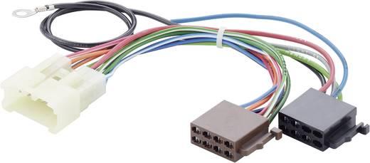 ISO-radioadapterkabel AIV Geschikt voor (automerken): Subaru, Suzuki