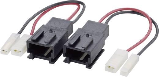 ISO-radioadapterkabel AIV Geschikt voor (automerken): Citroen, Peugeot 51C809