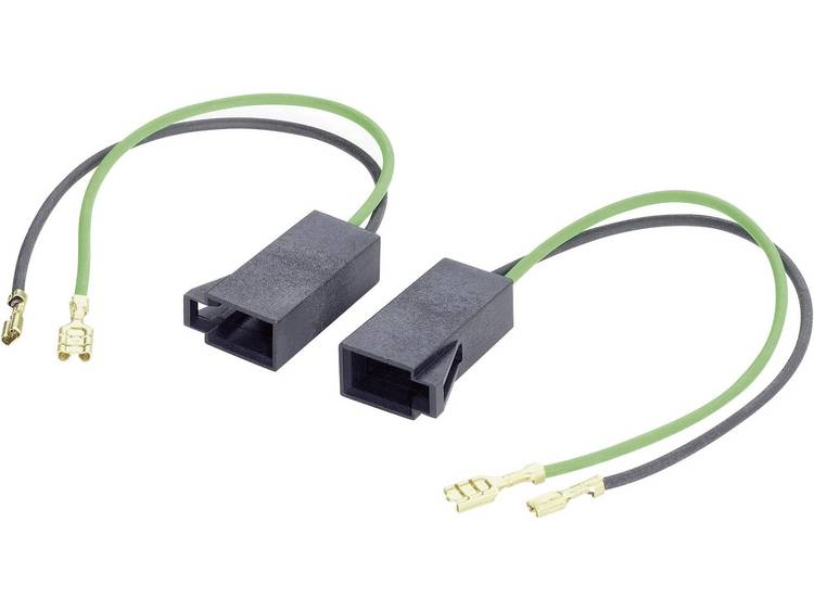 AIV Luidspreker-adapterkabel Opel