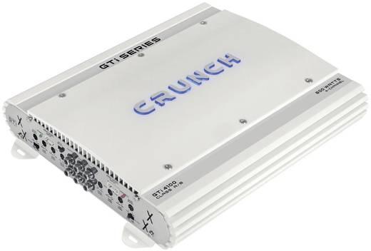 Crunch GTI4100 Versterker 4-kanaals 800 W
