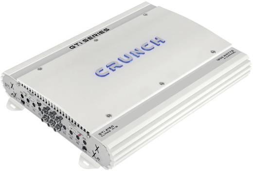 Crunch GTI4150 Versterker 4-kanaals 1200 W