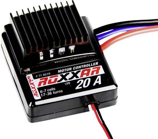 Multiplex Rocar Brushed rijregelaar voor RC auto Motorlimiet (turns): 17