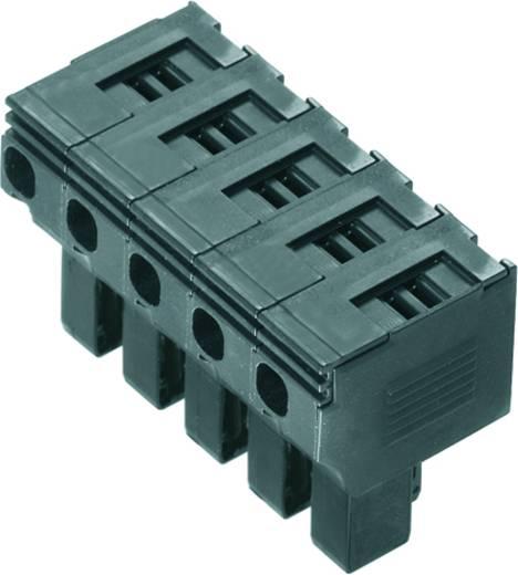 Weidmüller PTS 4 Veiligheids-connector Flexibel: 0.5-4 mm² Massief: 0.5-4 mm² Aantal polen: 5 10 stuks Zwart