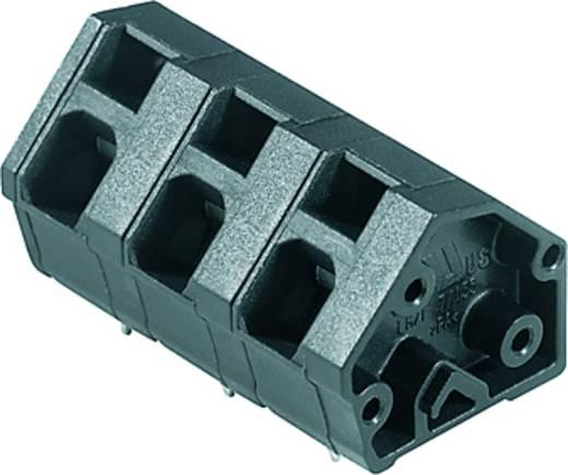 Veerkachtklemblok 2.50 mm² Aantal polen 4 LMZF 7/4/135 3.5SW Weidmüller Zwart 100 stuks