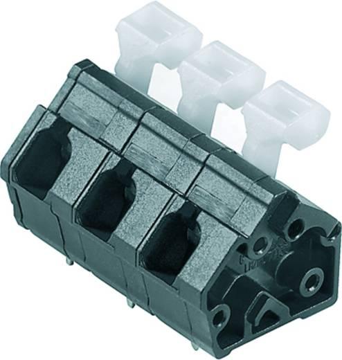 Veerkachtklemblok 2.50 mm² Aantal polen 3 LMZFL 7/3/135 3.5SW Weidmüller Zwart 100 stuks