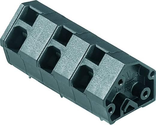 Veerkachtklemblok 2.50 mm² Aantal polen 6 LMZF 10/6/135 3.5SW Weidmüller Zwart 100 stuks
