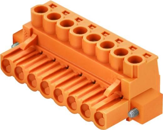 Weidmüller 1955780000 Busbehuizing-kabel BL/SL Totaal aantal polen 4 Rastermaat: 5 mm 60 stuks