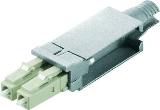 Weidmüller IE-PI-2 lcd-MM Glasvezelconnnector, accessoire Inzetstuk