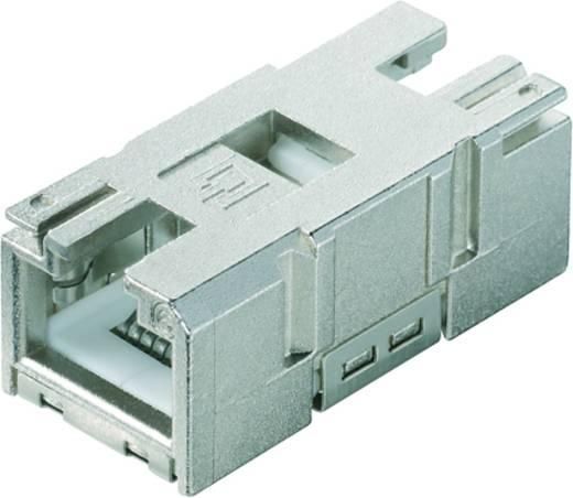 Inzetstuk RJ45 RJ45 flensinzet IE-BI-RJ45-C IE-BI-RJ45-C Weidmüller Inhoud: 10 stuks
