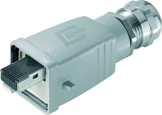 Weidmüller IE-PS-V05M-RJ45-FH Stekker RJ45 zonder gereedschap Inhoud: 10 stuks