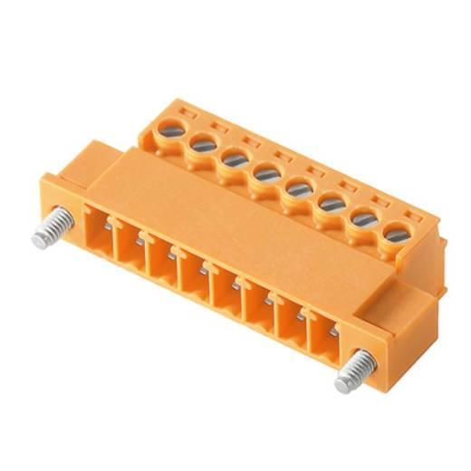 Weidmüller 1970710000 Penbehuizing-kabel BC/SC Totaal aantal polen 3 Rastermaat: 3.81 mm 50 stuks