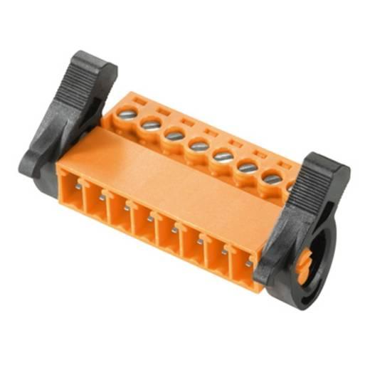 Weidmüller 1971680000 Penbehuizing-kabel BC/SC Totaal aantal polen 9 Rastermaat: 3.81 mm 50 stuks