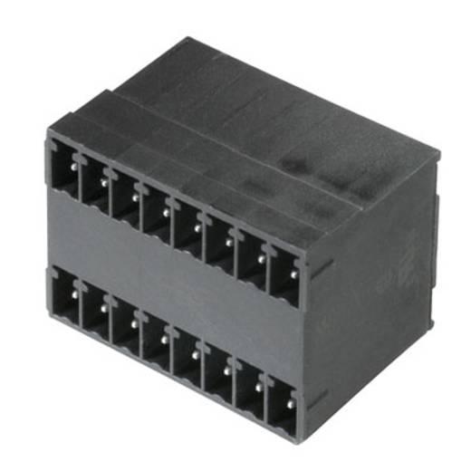 Connectoren voor printplaten Zwart Weidmüller 1973140000<br