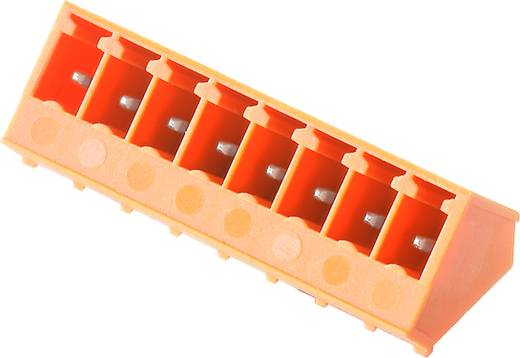 Weidmüller 1975920000 Penbehuizing-board BC/SC Totaal aantal polen 8 Rastermaat: 3.81 mm 50 stuks
