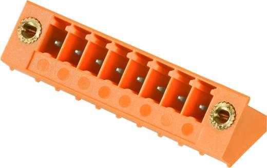 Weidmüller 1 976 760 000 Penbehuizing-board BC/SC Totaal aantal polen 4 Rastermaat: 3.81 mm 50 stuks
