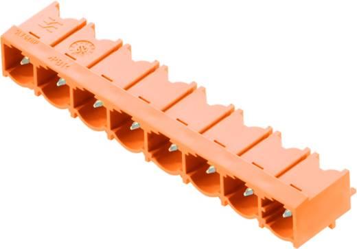 Connectoren voor printplaten SL 7.62HP/08/90G 3.2SN OR BX Weidmüller Inhoud: 50 stuks