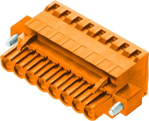 Busbehuizing-kabel BL/SL Totaal aantal polen 8 Weidmüller 1982950000 Rastermaat: 5.08 mm 36 stuks