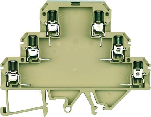 Weidmüller GH DK6 6 AANSL. DIN-rail-behuizing basiselement 50 stuks