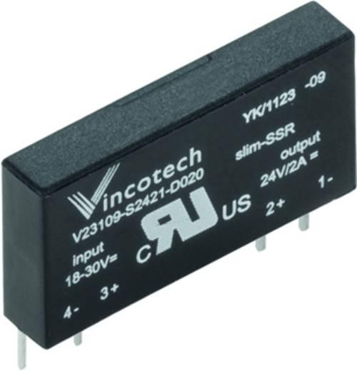 Solid State-relais Weidmüller SSS RELAIS 24V/24V 2ADC 4061190000